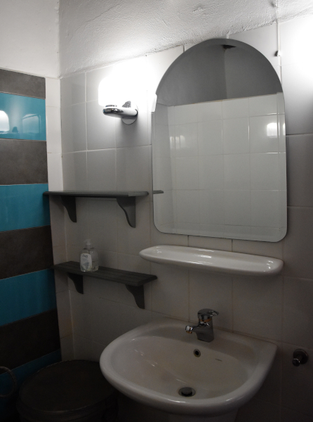 Bathroom holiday house pumpkin dobra luka