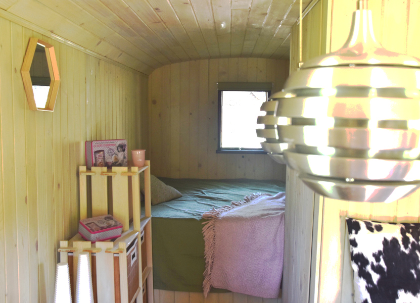 Bed tiny house pear dobra luka