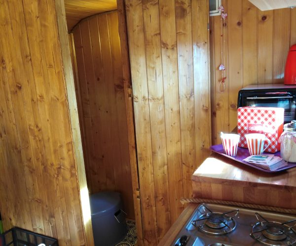 Toilet tiny house cherry dobra luka