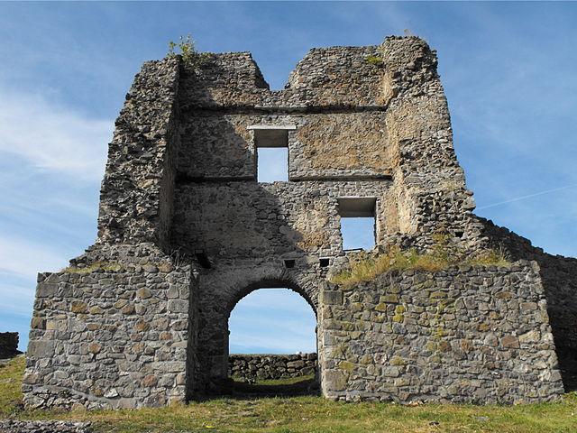 Zvolen Pustýy hrad dobra luka