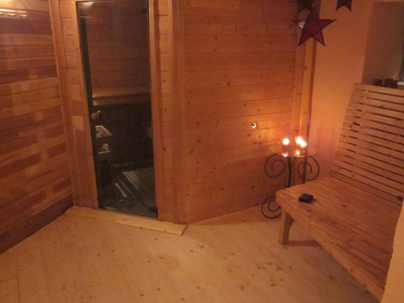 Finnish sauna dobra luka