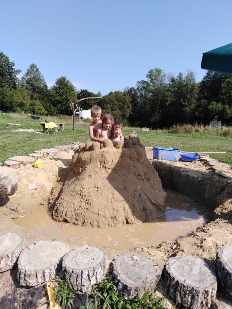 zandbakspeeltuin