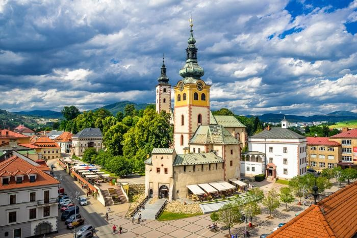 Banska Bystrica Dobrá Lúka