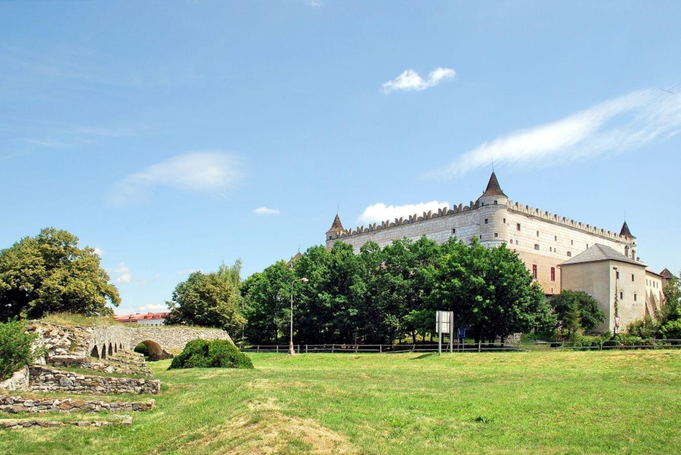 Zvolen Castle Dobrá Lúka