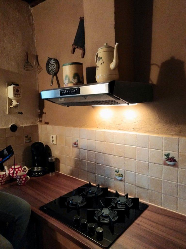 Dobra Luka holiday home no 13 kitchen