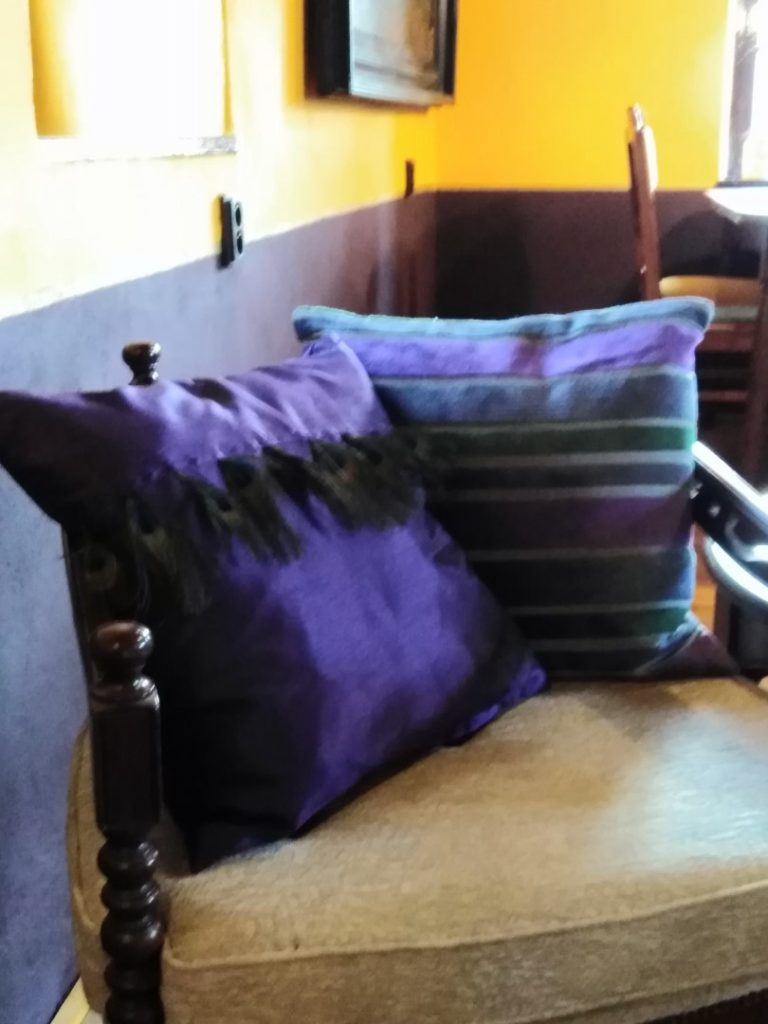 Dobra Luka holiday home no 3 chair